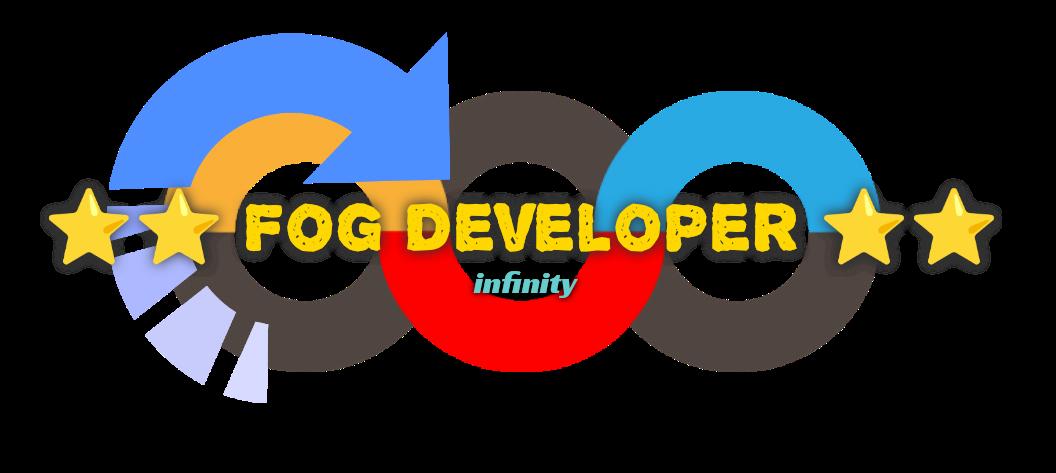 ★★ Fog Developer ★★