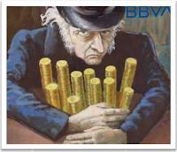 Mr. Scrooge BBVA
