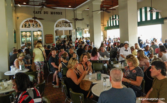 Café du Monde, Nova Orleans