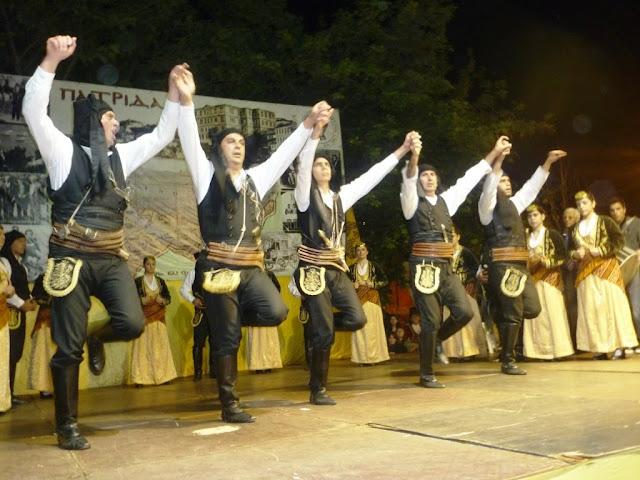 Ποντιακοί χοροί στον Χορίαμβο στη Λάρισα