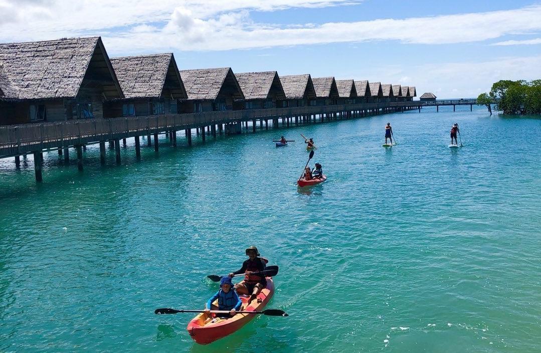 Telunas Resort Tawarkan Promo Weekend Getaway, Per Malam IDR 990 Ribu