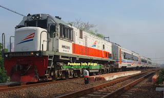 Kereta Api Ekonomi AC Bulan Agustus
