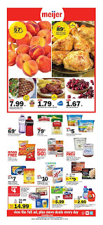 Meijer Weekly Ad July 14 - 20, 2019
