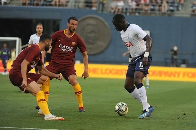 """Video AS Roma - Tottenham: Chọc giận """"Gà trống"""", cái kết thảm thương"""