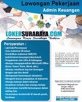Lowongan Pekerjaan di CV. Rizky Jaya Abadi Surabaya Januari 2020