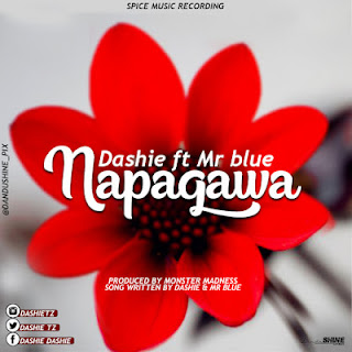 AUDIO | Dashie Ft. Mr blue ~ Napagawa | [official mp3 audio]