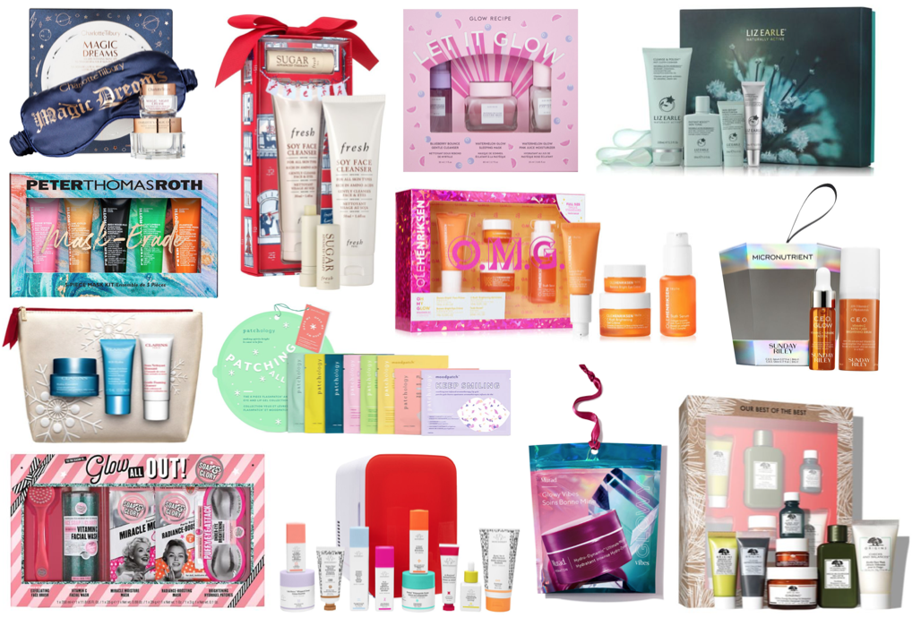 Christmas Skincare Gift Sets 2019 - Top Picks