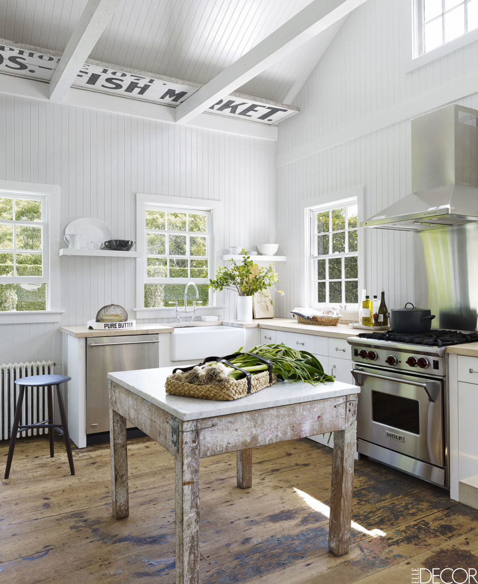 Decordemon: Elegant Cottage In The Hamptons