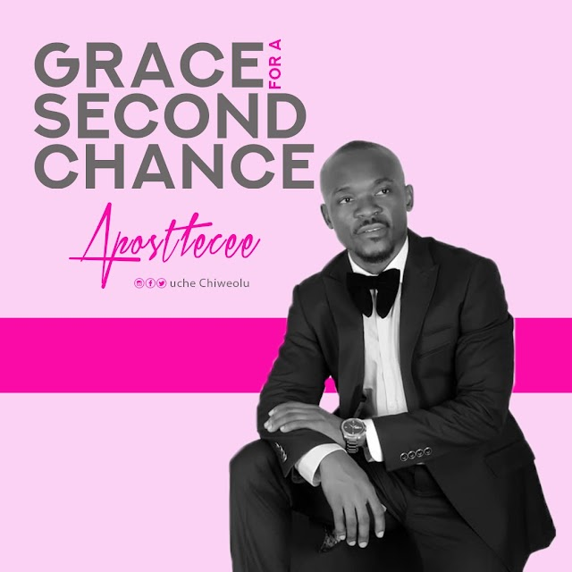 Audio + Lyrics: Grace For A Second Chance by Apostle Cee