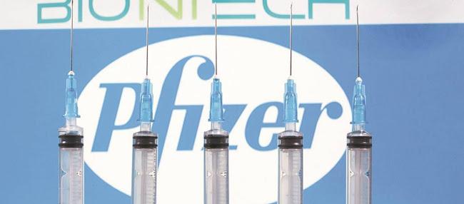 Απαλλάσσονται Από Κάθε Νομική Συνέπεια Οι Pfizer/BioNTech Για Τις Παρενέργειες Του Εμβολίου