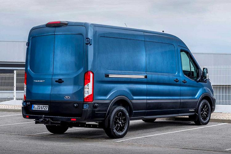 Chi tiết Ford Transit và Tourneo phiên bản nâng cấp mới