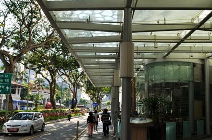 Bras Basah street