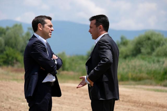 Κατακρήμνιση ΣΥΡΙΖΑ στη Μακεδονία λόγω Πρεσπών