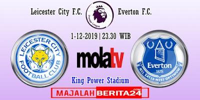 Prediksi Leicester City vs Everton — 1 Desember 2019