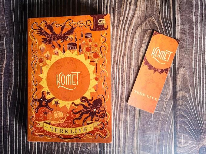 [Ulasan Buku] Komet Oleh Tere Liye