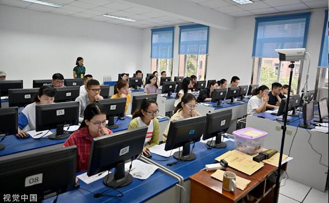 Penggunaan Artificial Intelligence (AI) Di Tiongkok Melaju Pesat, Kapan Indonesia