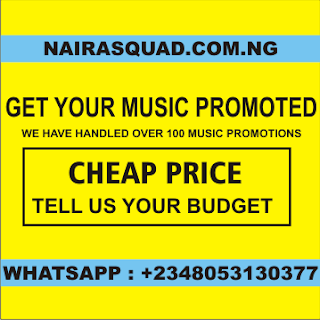 NAIRASQUAD MUSIC PROMOTION - PROMO FOR ALL ARTISTES.