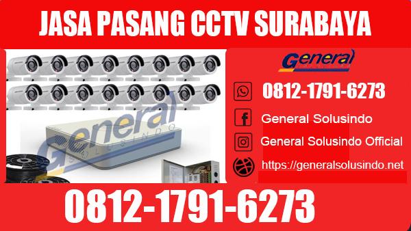 Jasa Pasang CCTV Rungkut Surabaya