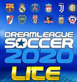 Download Latest Dream League Soccer 2020 Lite Version