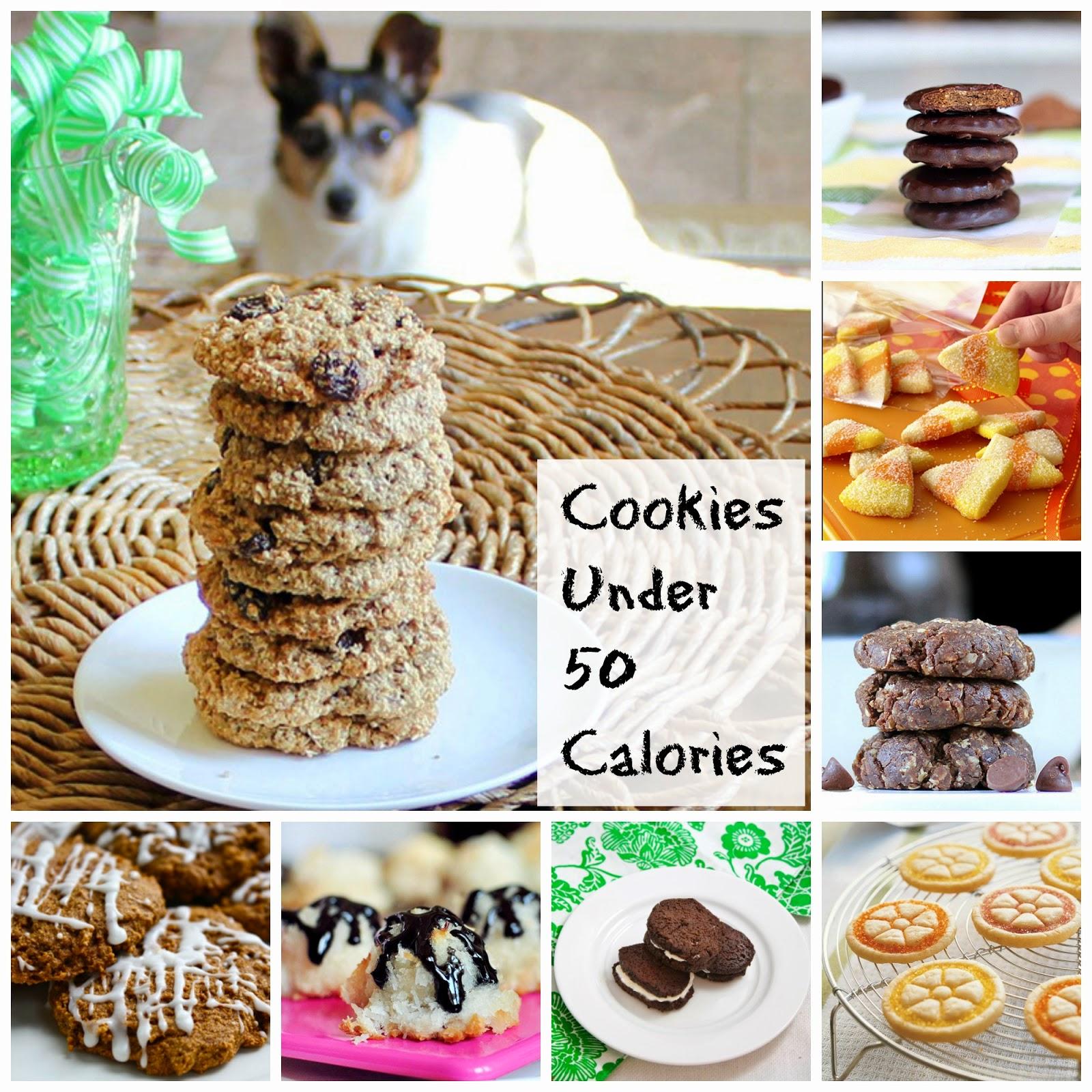 25 Cookies Under 50 Calories