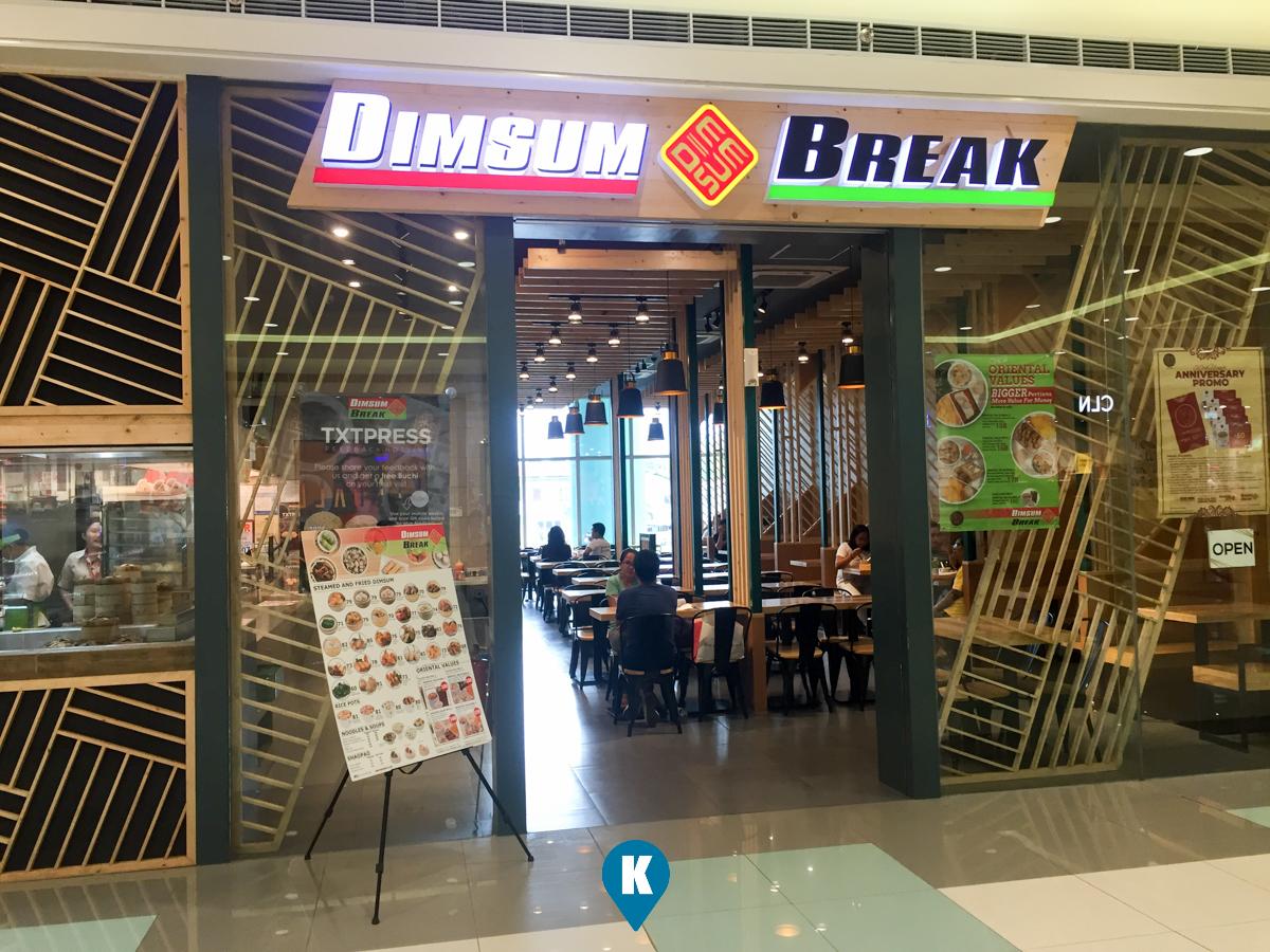 Dining in Ormoc | Great Name Great Food at Dimsum Break - KATOOGA PH