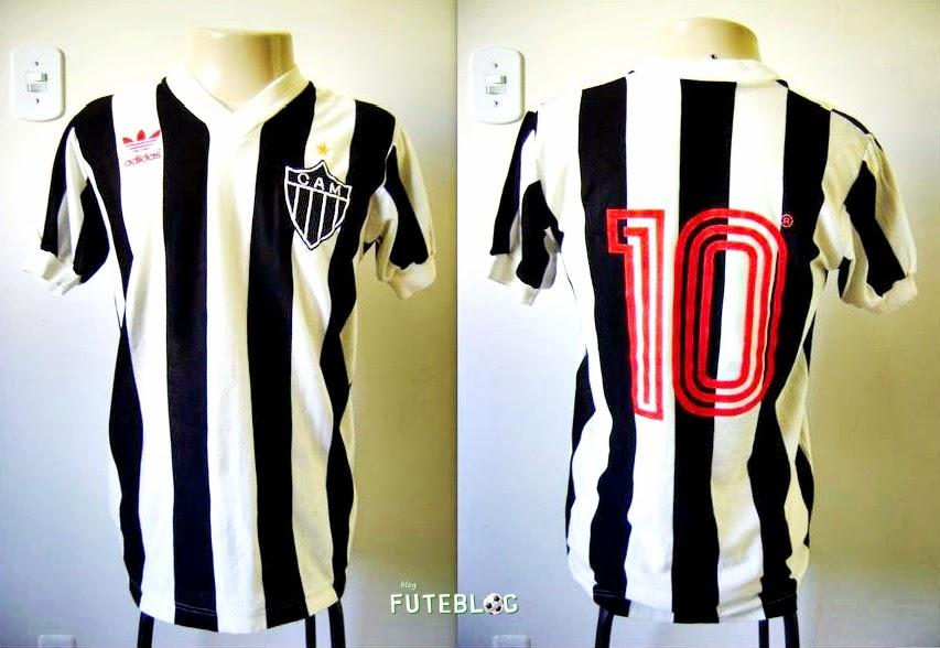 6104fefda7f08 A camisa mais bonita que já tive do GALO foi uma adidas de 1985.