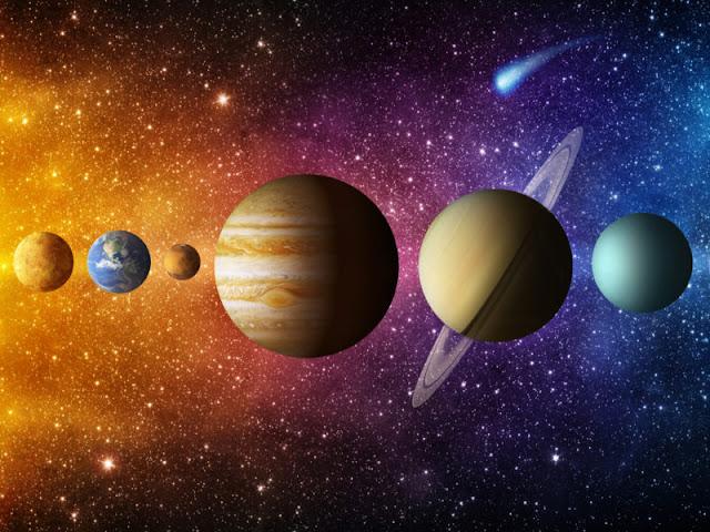 La astronomía como viaje en el tiempo