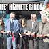 "FARKLI KONSEPİ İLE  ""BLUE CAFE"" HİZMETE GİRDİ"