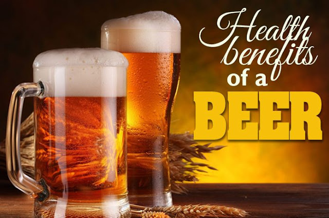 What Are The 5 Remarkable Health Benefits Of Drinking Beer?