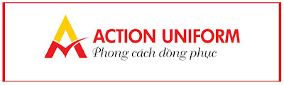 Banner công ty đồng phục Action