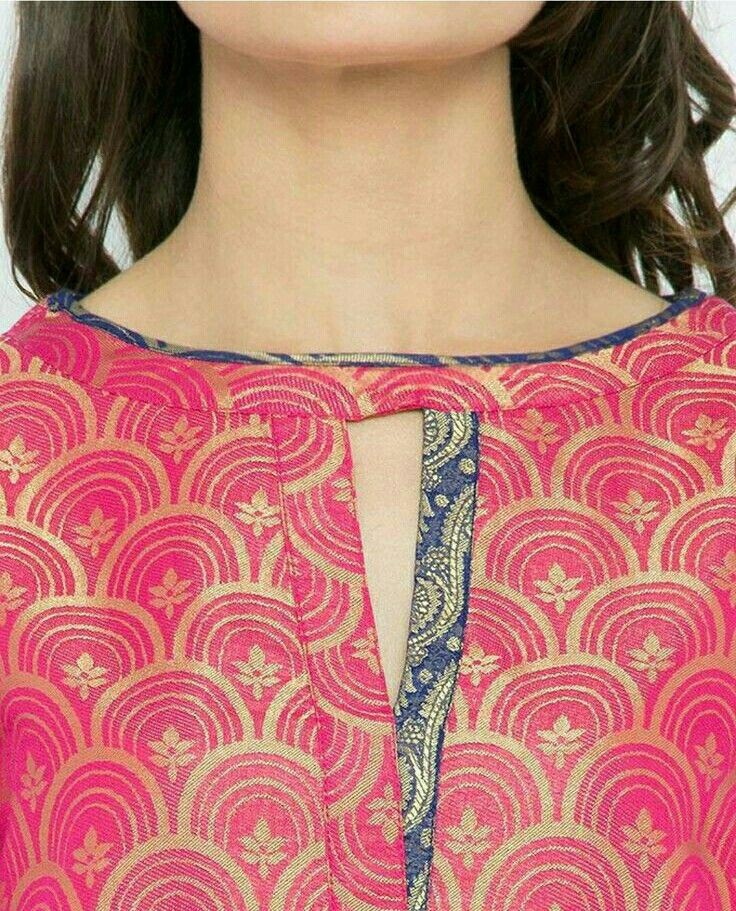 Trendy Neck Patterns To Try