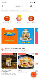 treats by traveloka eats jakarta
