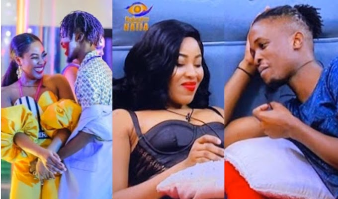 "#BBNaija: ""I have feelings for you"" – Laycon finally tells Erica - Newsrock"