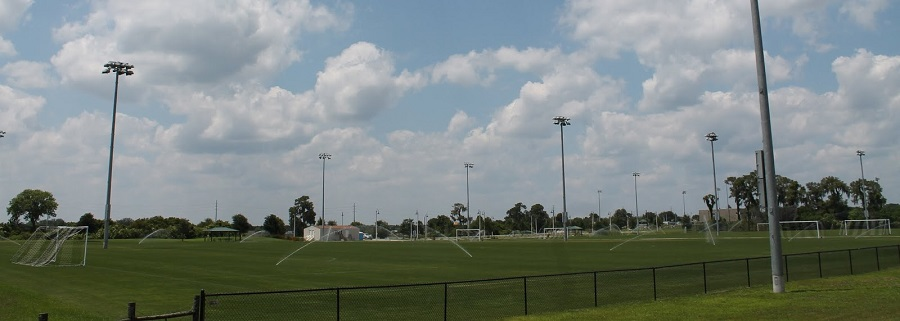 Áreas deportivas