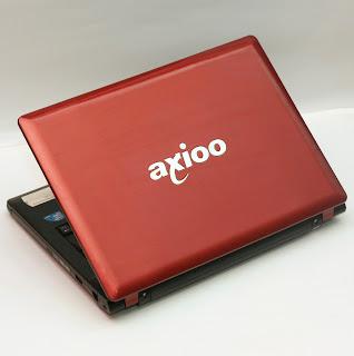 Laptop Second Axioo MLC ( Core2Duo )