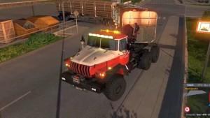 Ural 4320-43202 truck mod v5.5.2