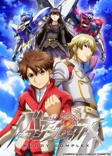 Download Buddy Complex Subtitle Indonesia (Complete)