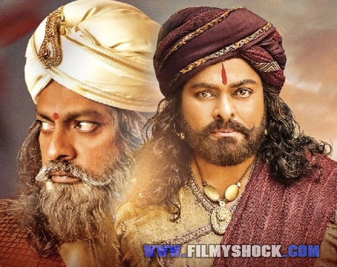 Sye Raa Narasimha Reddy Full HD Movie Download In Hindi 2019