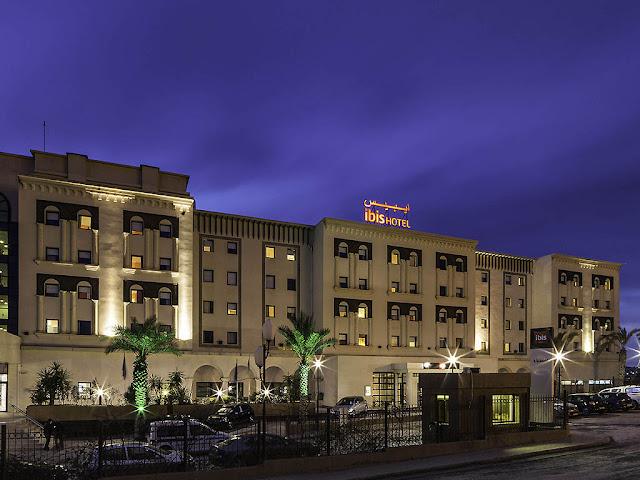 إعلان عن توظيف عون إستقبال نزل في نزل (Spa sieha hotels novotel/ibis)  ولاية قسنطينة