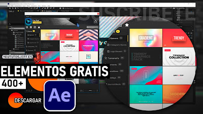 Descargar ANIMACIONES Gratis para After Effects