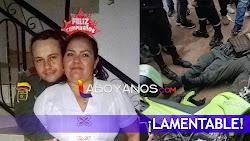 """""""Desde niño siempre quiso ser policía"""": mamá de patrullero huilense asesinado en Caquetá"""