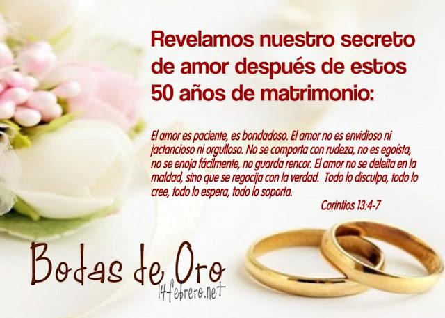 Palabras de los esposos cristianos a sus invitados