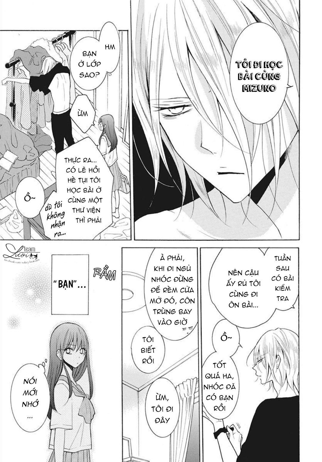 Noraneko to Ookami chap 3 - Trang 25