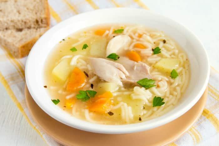 Receta de Sopa Casera