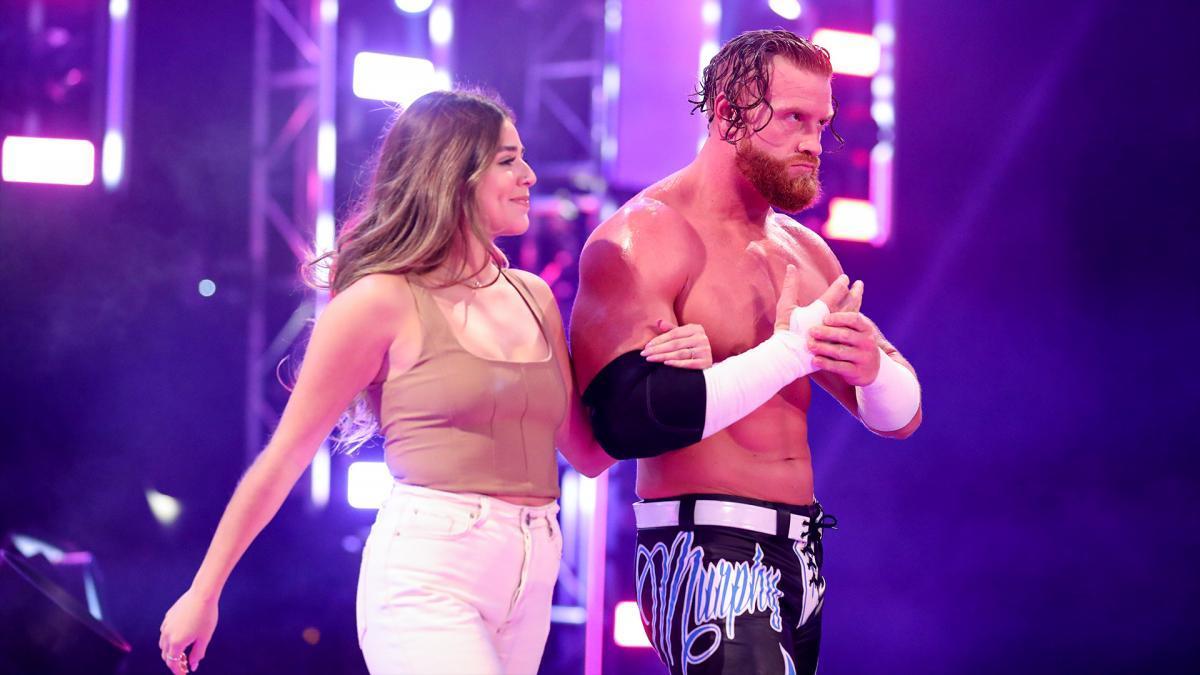 Futuro de Aalyah Mysterio na WWE é uma incógnita