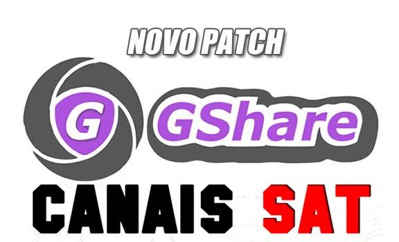 Gshare Nova Atualização Patch Keys SKS 107.3w - 29/07/2019