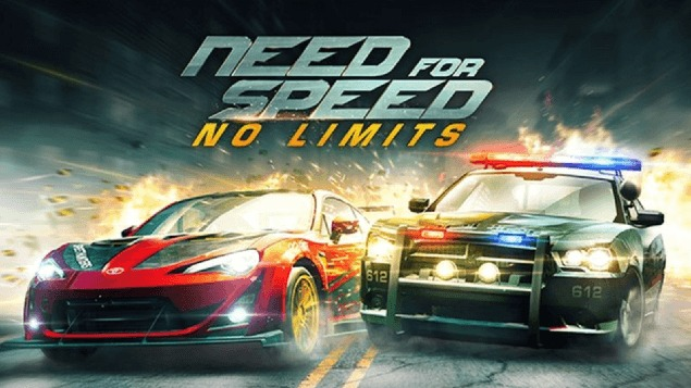 Need For Speed No Limits Mod Apk 3.4.5 All Cars Unlocked