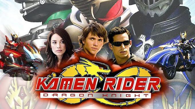 Kamen Rider Dragon Knight Batch Subtitle Indonesia