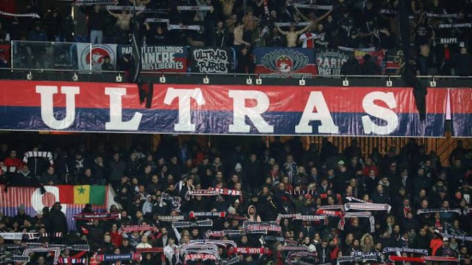 PSG ultras detained on border by German police
