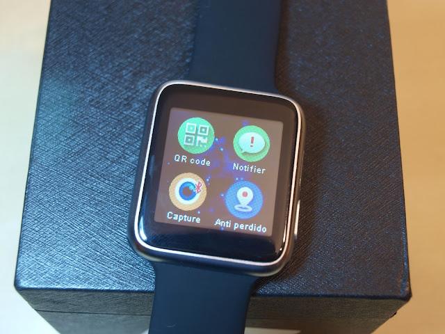 Análise Smartwatch Ulefone uWear 11
